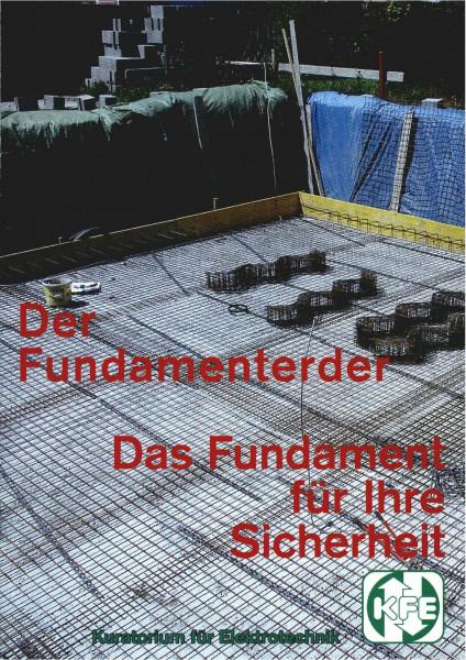 Broschüre Fundamenterder