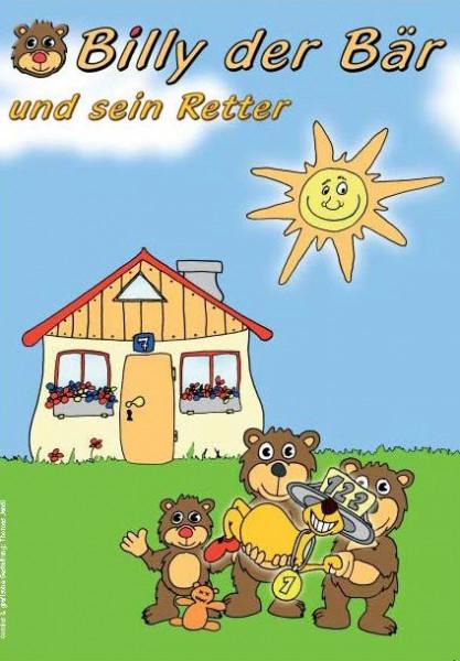 """Broschüre """"Billy der Bär"""""""