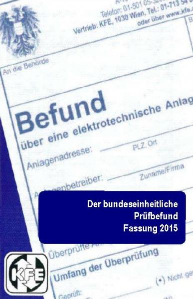 Broschüre E-Befund