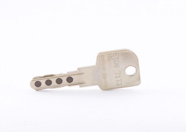 Schlüssel für Hausanschlusskasten (nur für Industriebetriebe)