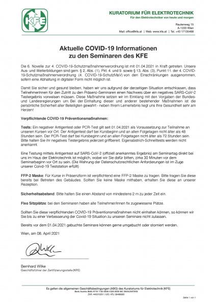 Modul 3-R - Rezertifizierung Qualifikationsnachweis Arbeiten unter Niederspannung