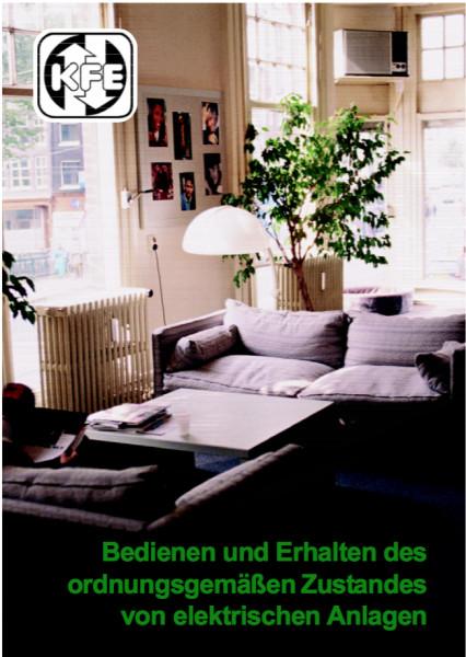 """Broschüre """"Bedienen+Erhalten"""""""
