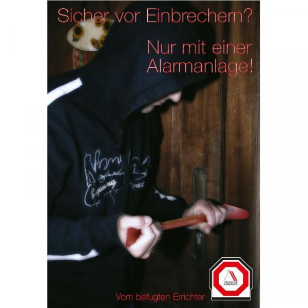 """AA-Broschür """"Sicher vor Einbrechern"""""""